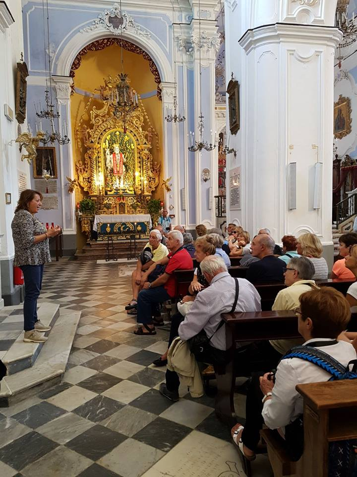 Guide Turistiche Eolie Messina Taormina