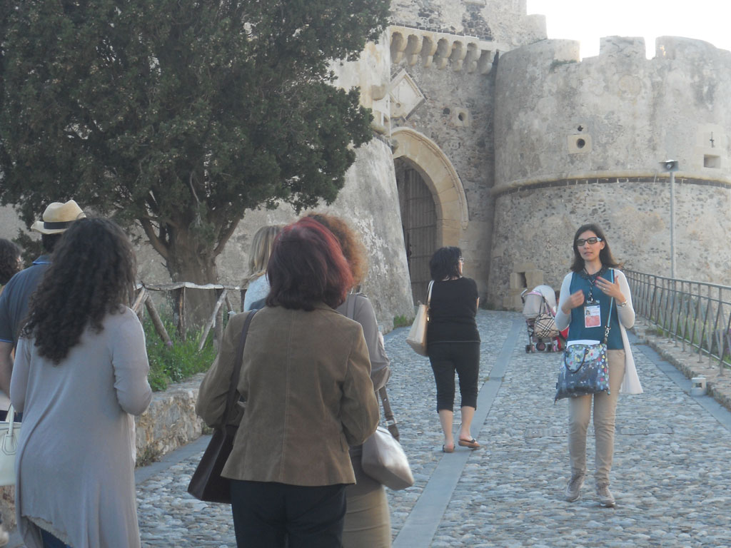 Manuela Nastasi Guide Turistiche Eolie Messina Taormina