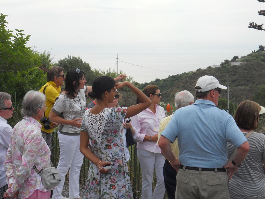 Cristina Leone Guide Turistiche Eolie Messina Taormina