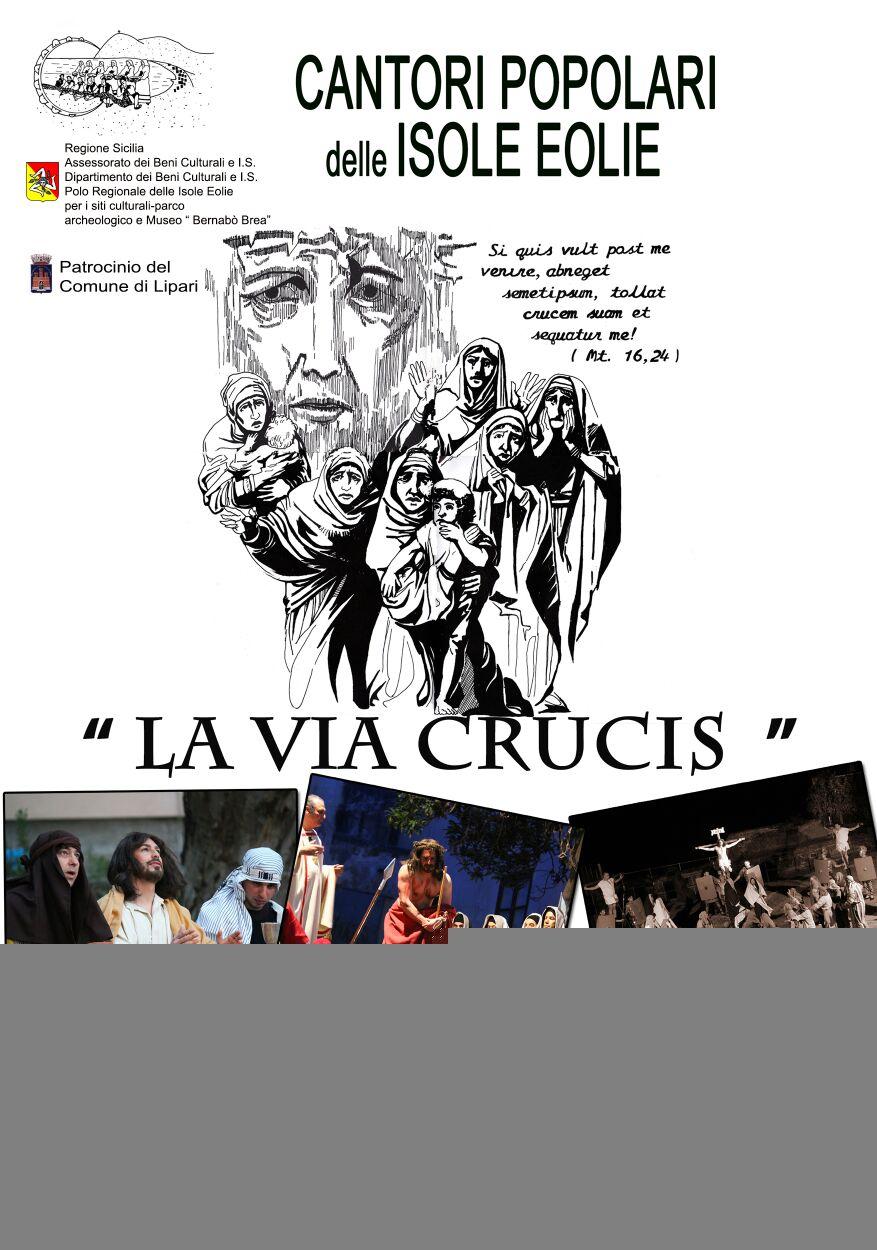 La Via Crucis dei Cantori Popolari delle Isole Eolie