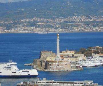 Messina Guide Turistiche Eolie Messina Taormina Strait of Messina