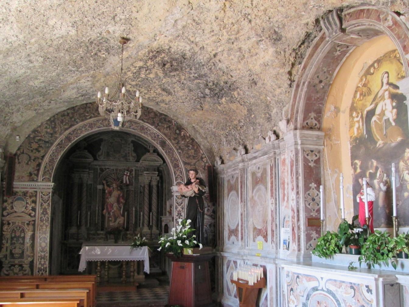Il Santuario di Sant' Antonio di Capo Milazzo