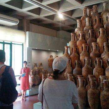 Lipari's archaeological museum Visite guidate notturne al Museo archeologico di Lipari