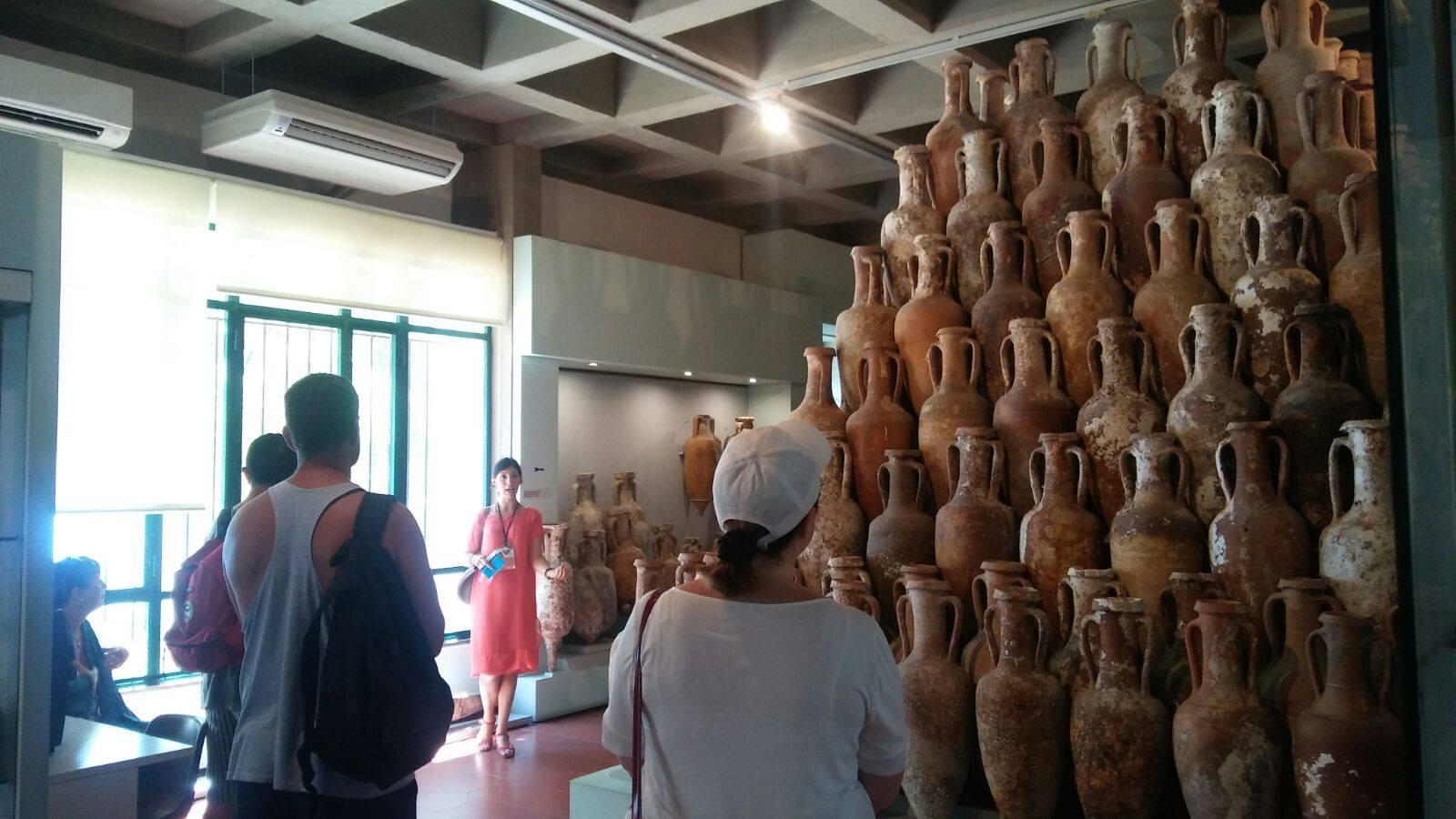 Visite guidate notturne al Museo Archeologico di Lipari