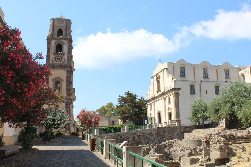 Summer 2019: visite guidate al Castello di Lipari