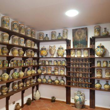 Roccavaldina Museo Farmacia