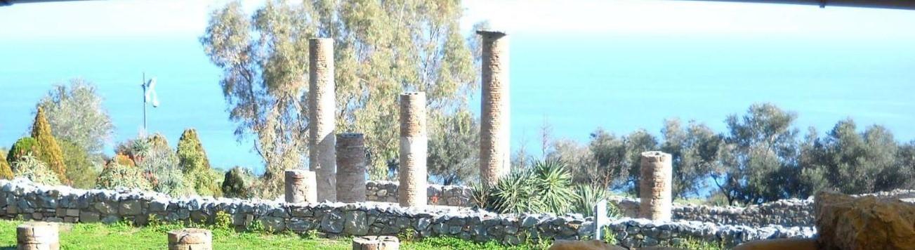 L'area archeologica di Tindari: il suo impianto abitativo