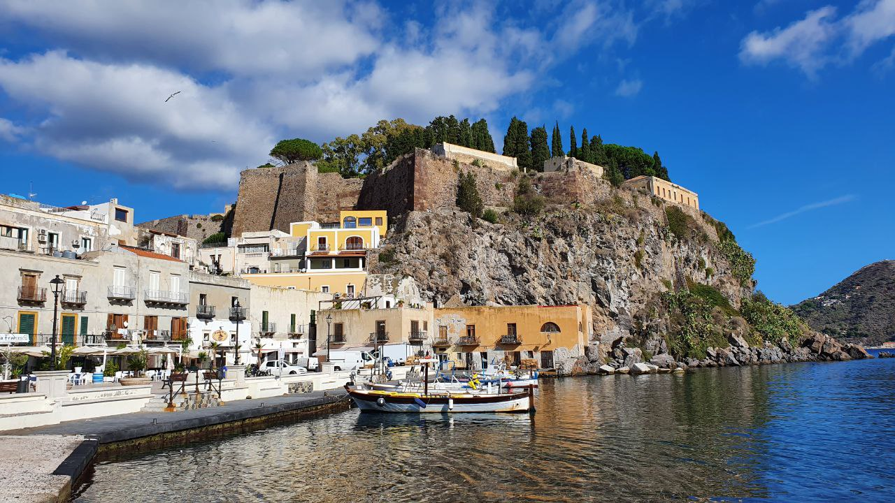 Lipari: visite guidate del centro storico