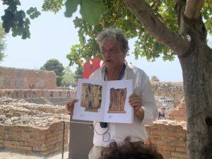 Pietro Consagra mostra Taormina